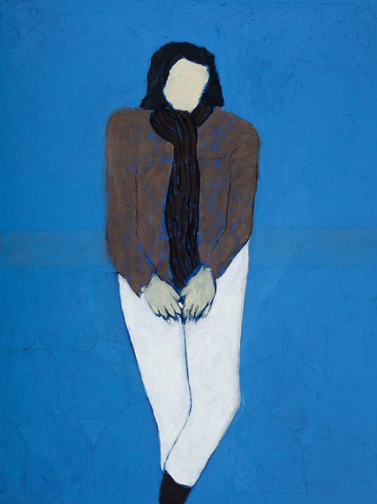 Standing Woman I